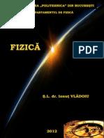 Curs Fizica - FAIMA, Sem. I