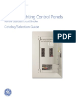 DEA351 a-Series Lighting Control Panel Catalog