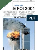 Restrospectiva Estadão - 2001