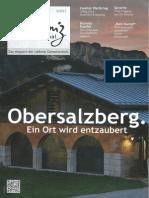 Obersalzberg - Ein Ort Wird Entzaubert, Leibniz-Journal 3/2012