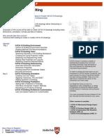 Course Description DDR F