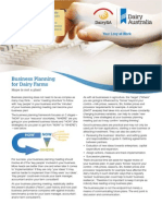 Review and Renew Business Planning Fact Sheet