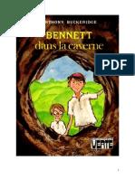 Anthony Buckeridge Bennett 20 BV Bennett Dans La Caverne 1971