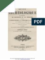 Monnaies mérovingiennes d'Alise-Sainte-Reine / [Anatole de Barthélemy]