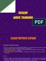 Disain Arus Tanding