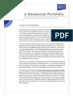 Task Brief Poster Presentation - 00 Portfolio Poster 2014(1)