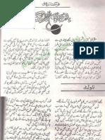 Badla Meray Hamraz Ka Rang by Farhat Ishtiaq
