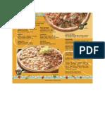 Burgoo's Stone-Baked Pizza