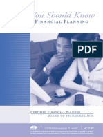 eBook - Finance - What You Should Know About Financial Planning (PDF)