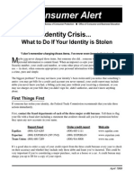 (eBook - Finances) Identity Theft