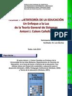 Defensa Metateoria Adriana Inguanzo 22-07-2014