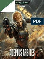 Codex Adeptus Arbites - 7th Ed