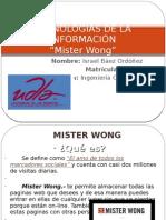 Mister Wong