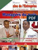 Magazine de l'entreprise du Bénin