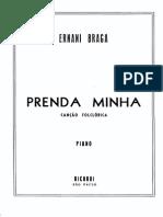 Braga, Ernani_Prenda Minha