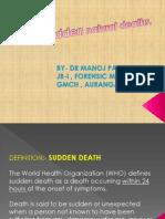Sudden Natural Deaths