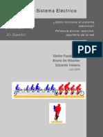Sistema Eléctrico explicado por el símil de la bicicleta tándem