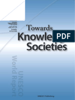 Towards Knowledge Society