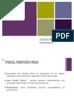 Pneumonia Report