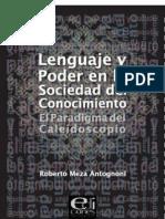 Portada Lenguaje y Poder PDF