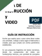 Guía de Instrucción