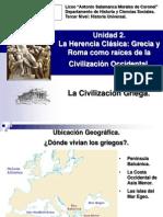 CIVILIZACIONES UNIDAD 3 7° 2014