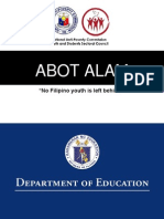 Abot Alam Briefer DepEd-NAPCYS