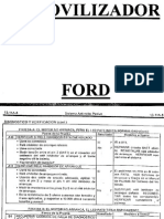 Inmovilizodor Ford a 883Kb