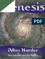 Allan Kardec Genesis Book 5