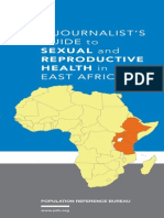 Journalists's Guide to Sexual and Reproductive Health