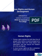 Human Rights and Human Development