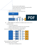 What is Parallel Computing (1).docx