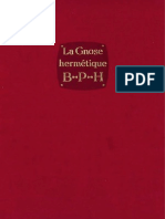 La Gnose Hermetique