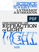 Tarasov Refraction