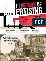 Advertising History