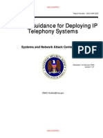 Seguridad en Telefonia IP