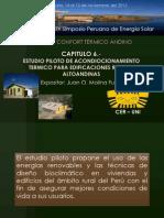 Capitulo 6-EstudioPiloto de Acondicionamiento Termico Para Edificaciones Rurales Altoandinas
