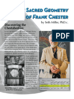 The New Sacred Geometry of Frank Chester by Seth Miller
