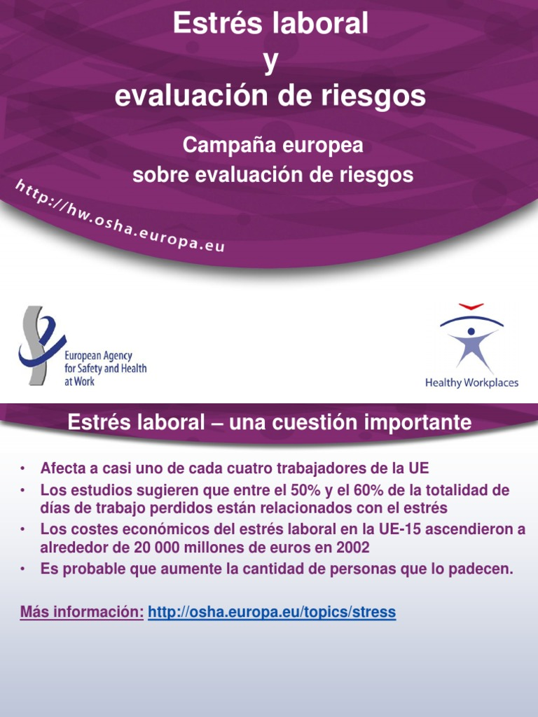diabetes laboral diapositivas estres