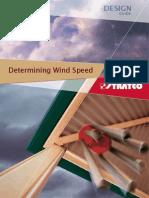 Wind Speed Design Guide