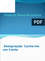 Projecto Anual de Leitura