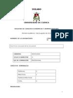 SILABO POLITICAS SOCIALES