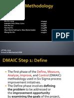 EPD 432 DMAIC Methodology