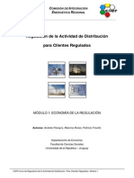 Regulación Módulo 1