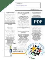 Jornal  de biologia pronto.doc