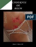 01 - Cuadernos BDSM