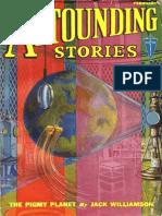 Astounding Stories February 1932