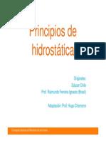 Prensentacion Mecanica de Fluidos 1