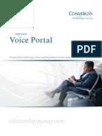 Voice Portal