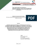 Proyecto Sociotecnologico Para El Trabajo de Ascenso Victor Leon